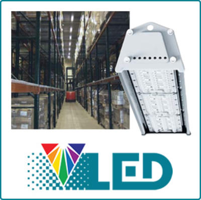 Wave Aisle Lighter Highbay