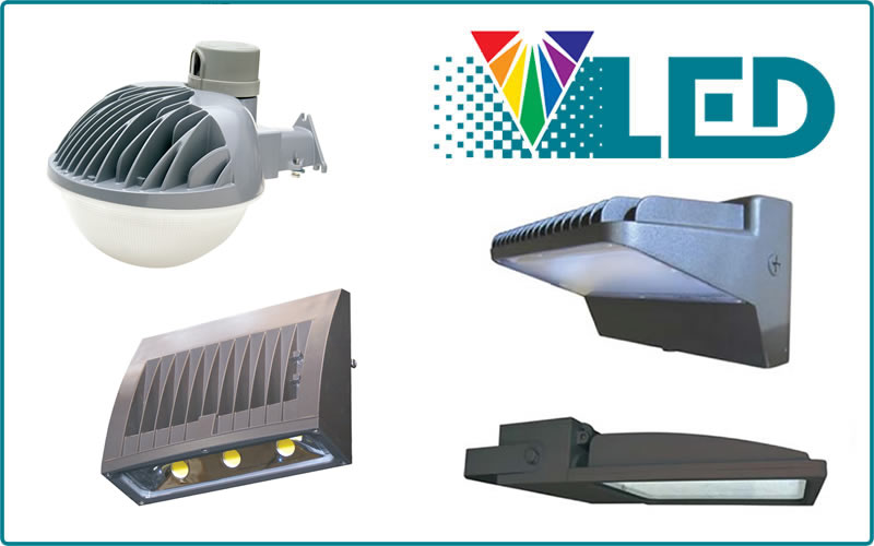 Outdoor LED Fixtures